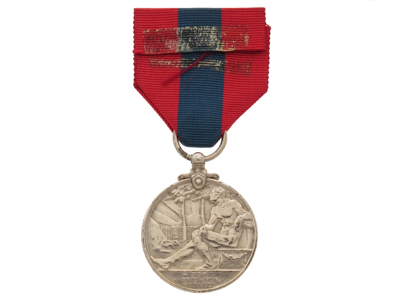 Imperial Service Medal,