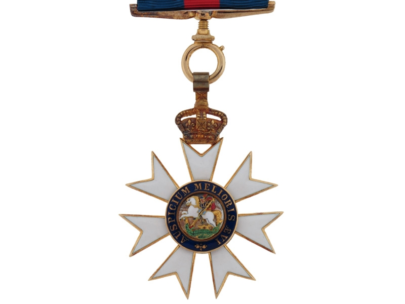 The Most Distinguished Order of St.Michael