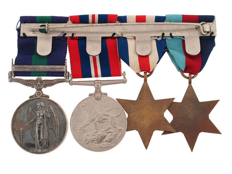 Paratrooper's Group of Four