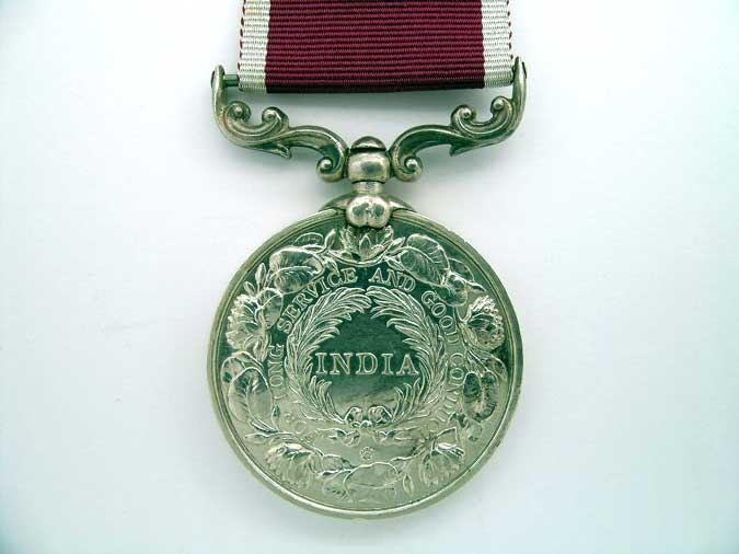 INDIAN ARMY LONG SERVICE & GOOD CONDUCT