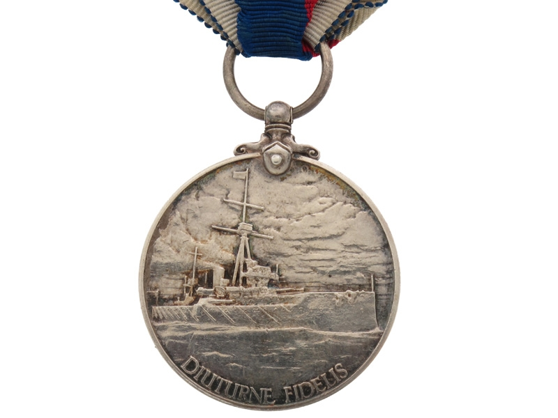 Royal Fleet Reserve Long Service and Good Conduct