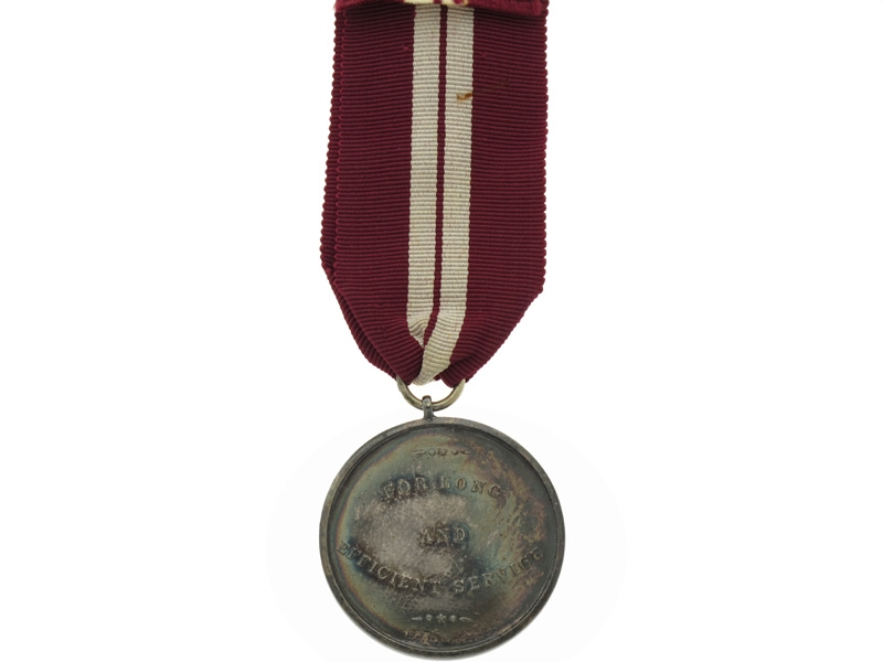 New Zealand Long and Efficient Service Medal