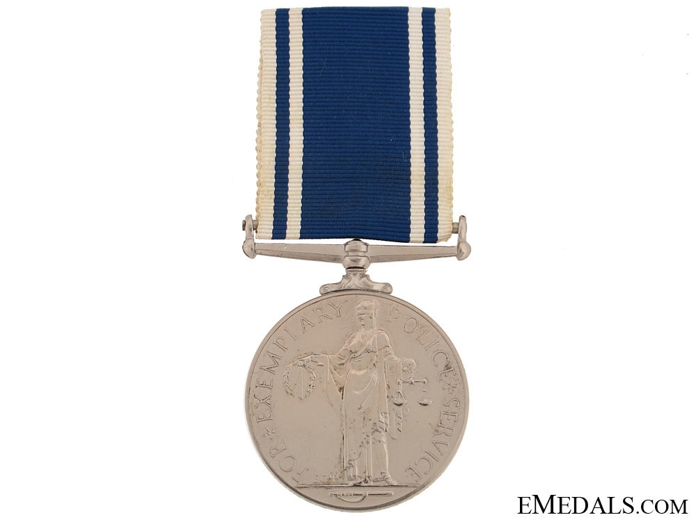 Police Long Service and Good Conduct Medal