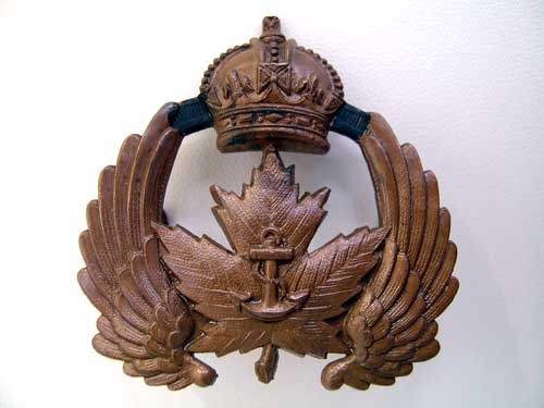 CANADIAN NAVAL AIR SERVICE BADGE