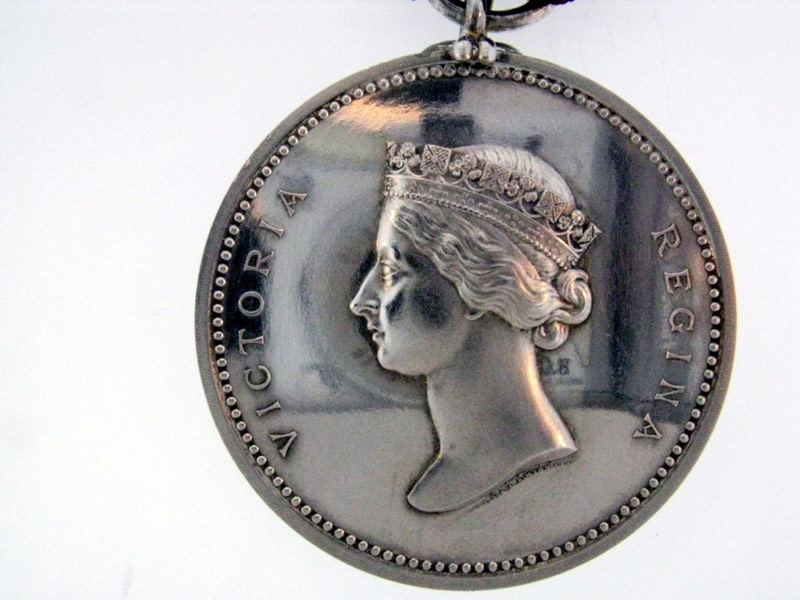 Canadian Indian Peace Medal