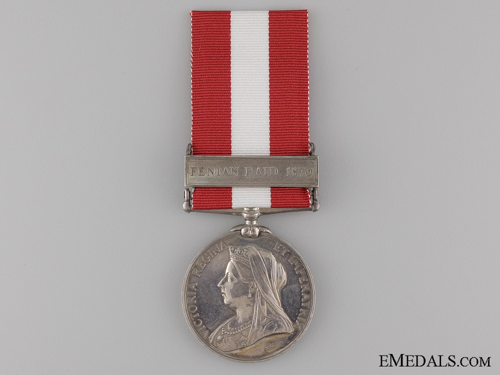 Canada General Service Medal to the 37th Battalion
