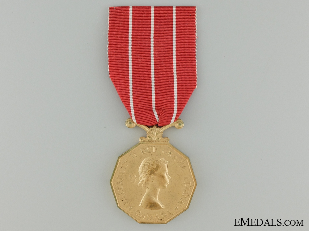 Canadian Forces' Decoration to the R.C.E.M.E.