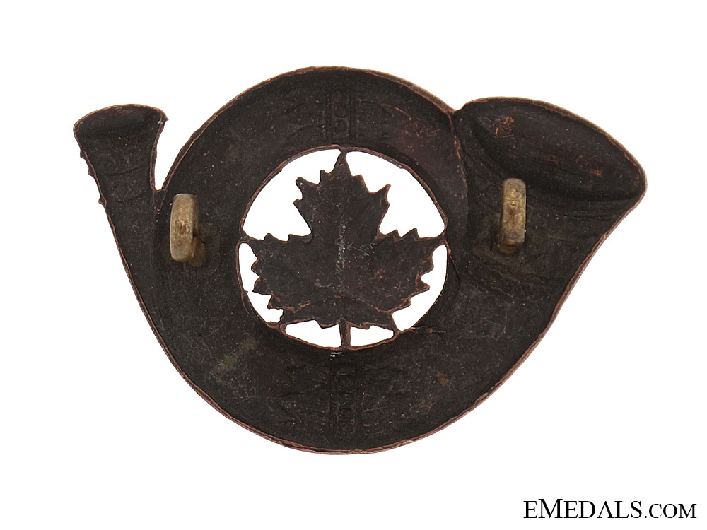 WWI Siberian Expeditionary Force Cap Badge. C.E.F.