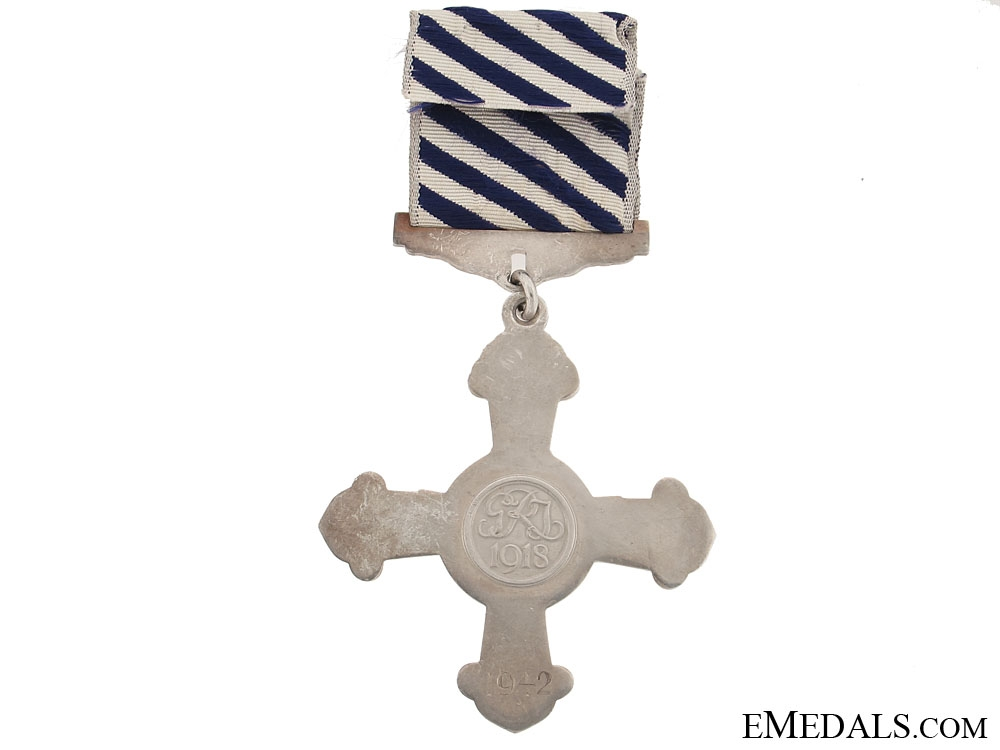 A Superb Canadian Distinguished Flying Cross Group of Seven