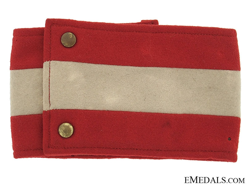 WWII Canadian Provost Marshal Armband