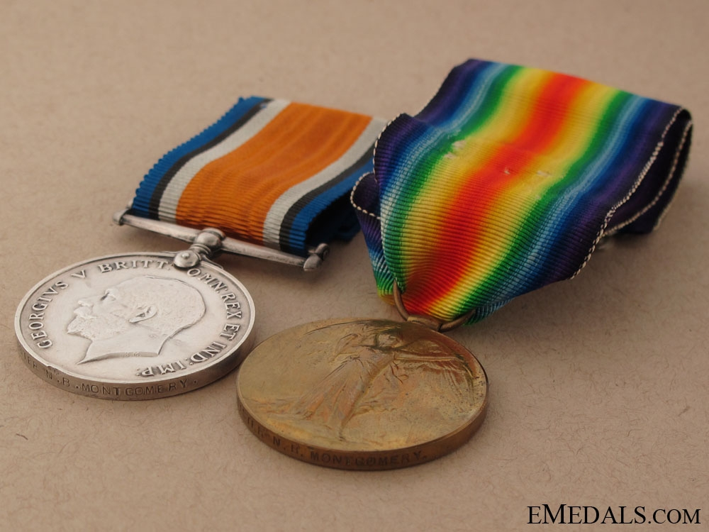 A First War Pair to Canadian Nursing Sister