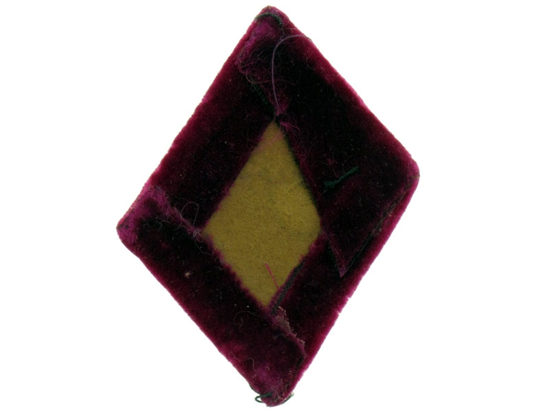 Collar Tab of Military Clergyman WWII