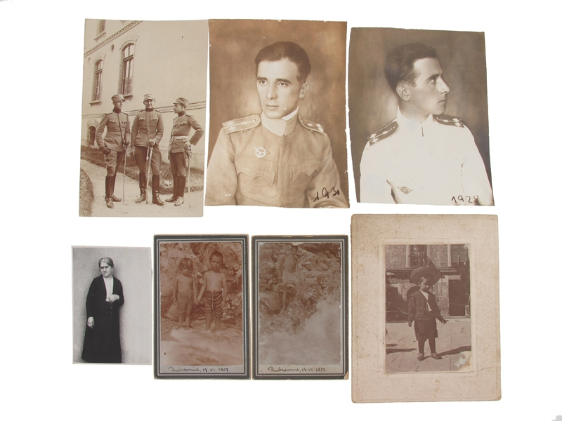 Lot of Photos, Documents,
