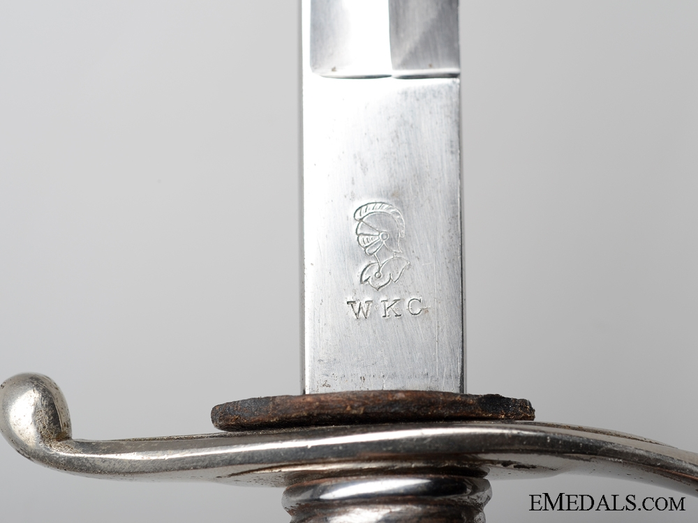 An SS Officer's Candidate Sword by WKC