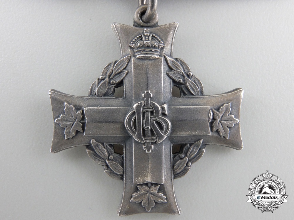 WWI Memorial Cross to the 50th Calgary Regiment