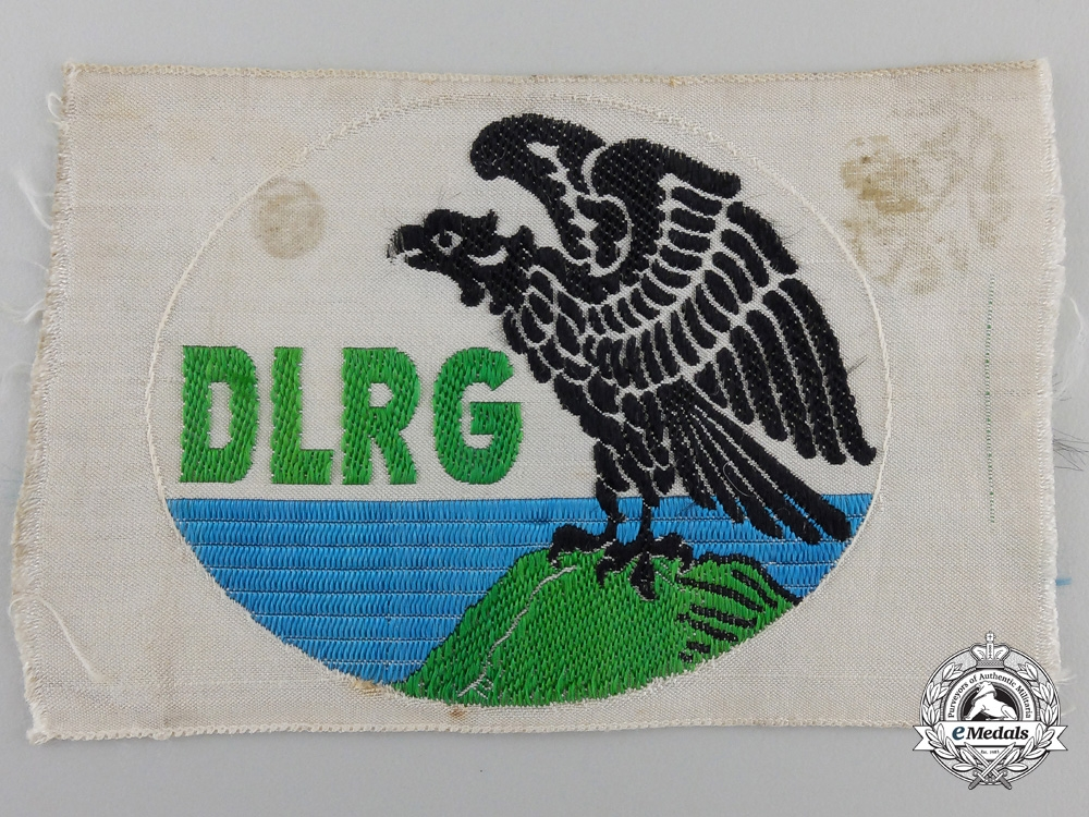 A DLRG Patch