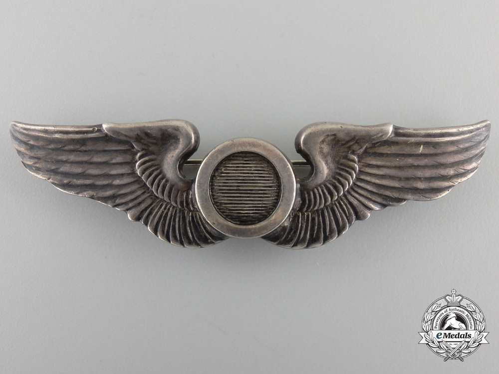An Early United States Air Corps Observer Wing