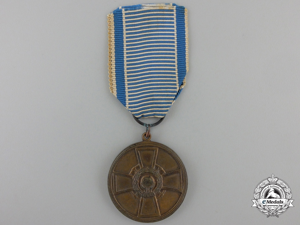 A Finnish Medal of Physical Education and Sport; Gold Grade