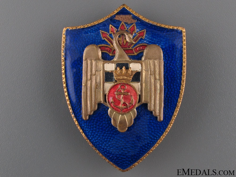 Falange Navy Badge