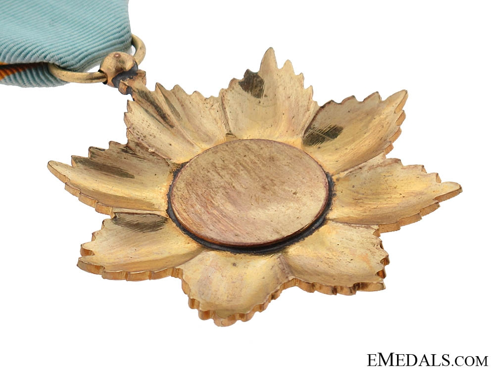 French Colonial - Order of Star of Anjouan-Comoro Islands,