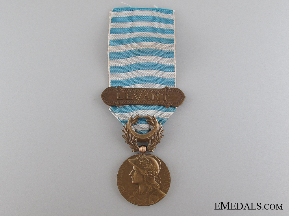 French Levant Campaign Medal
