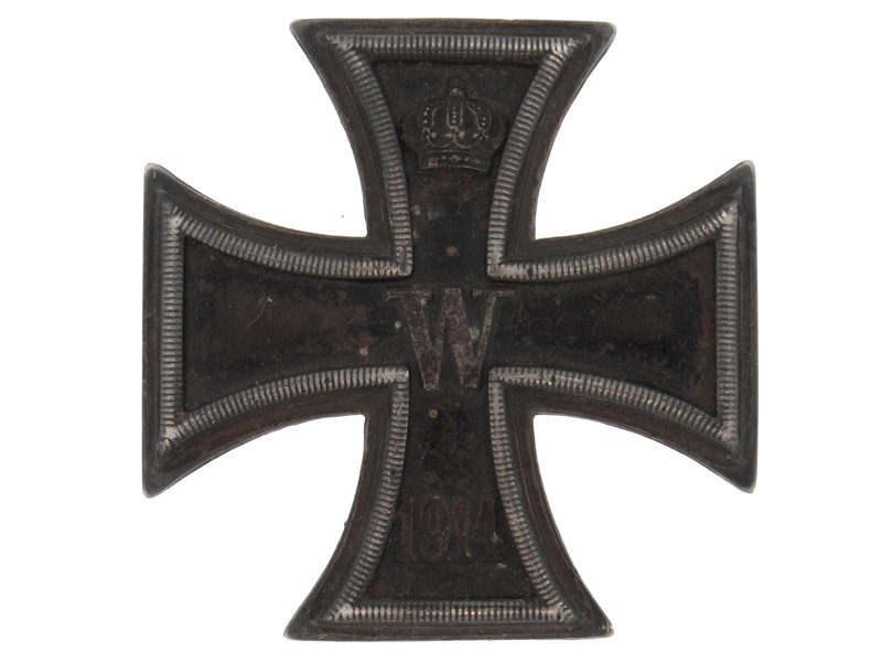 1914 Iron Cross - First Class