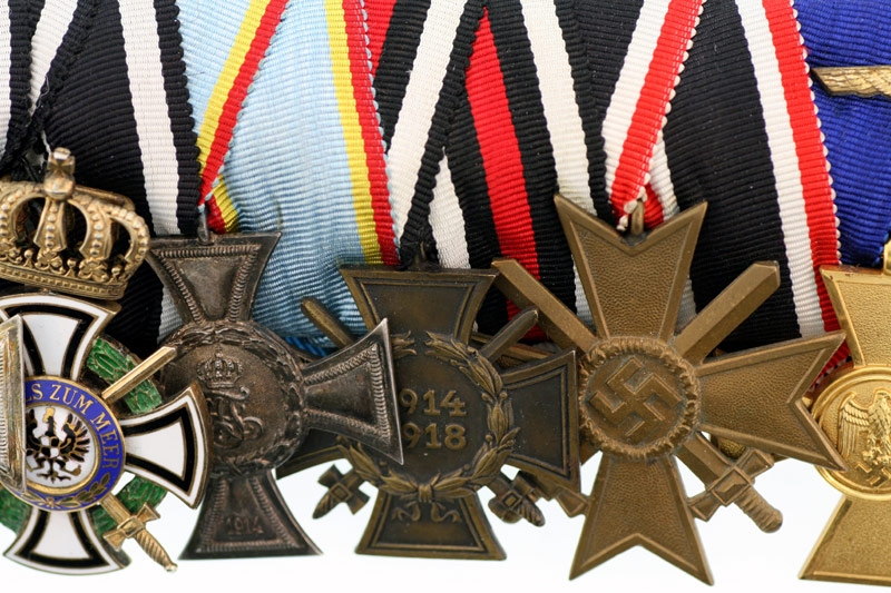 WWI and WWII Group of Seven