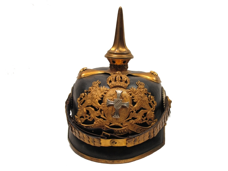 Bavarian Senior NCO Pickelhaube