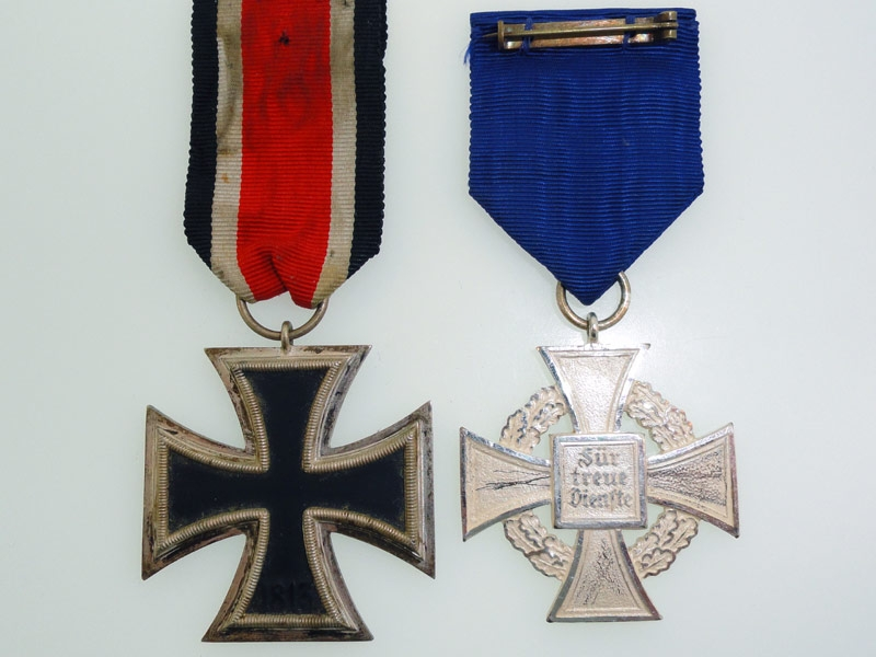 Two Awards,