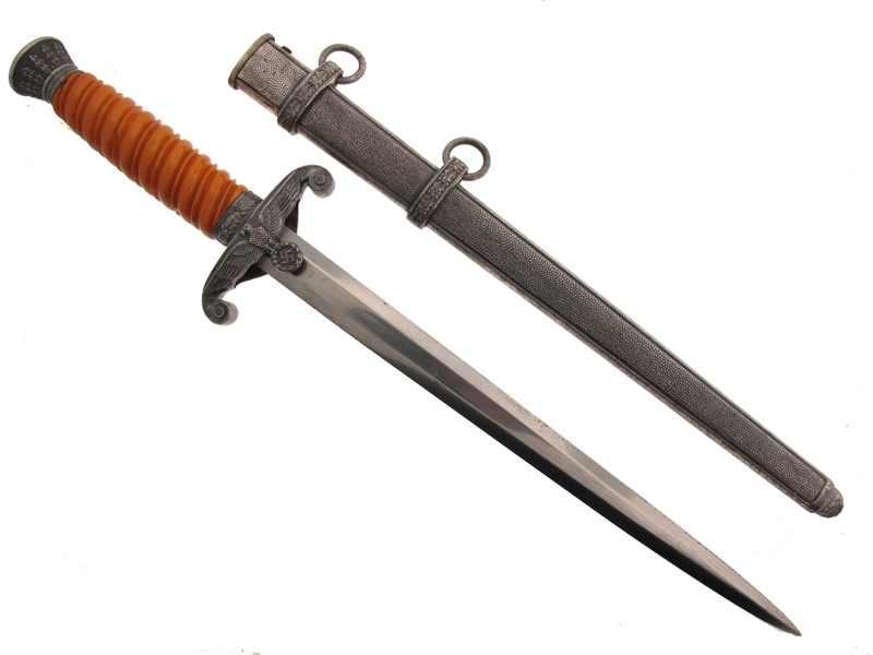 Army Officer's Dagger by WKC