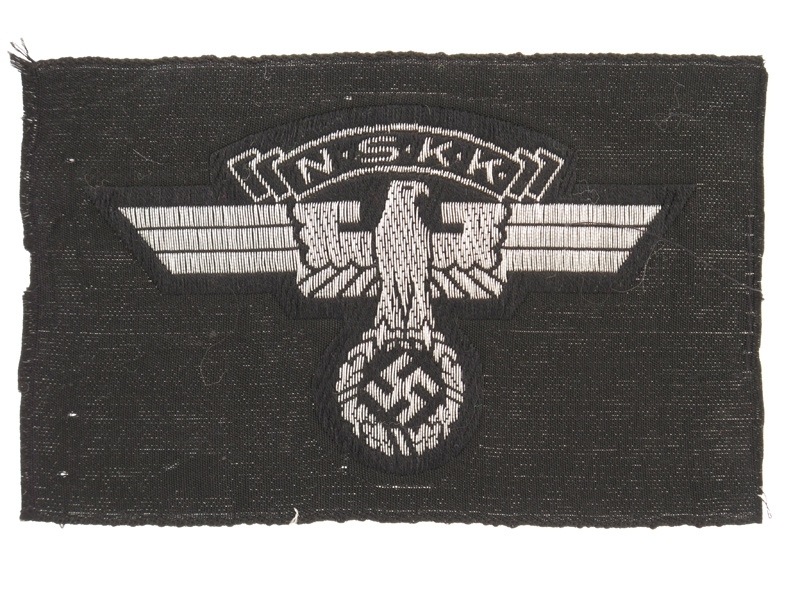 "NSKK ""Other Ranks"" Sleeve Eagle"