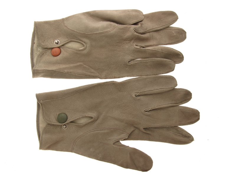 Army Parade Gloves - French Made