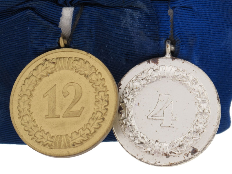 Pair of Medals