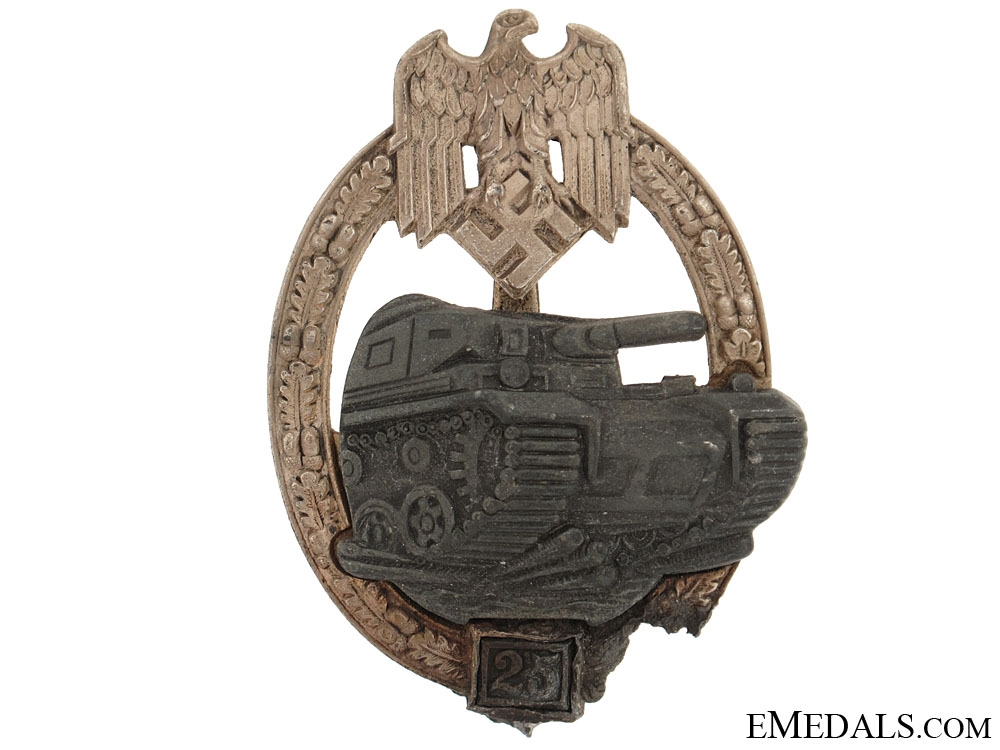Tank Badge Grade II (25)
