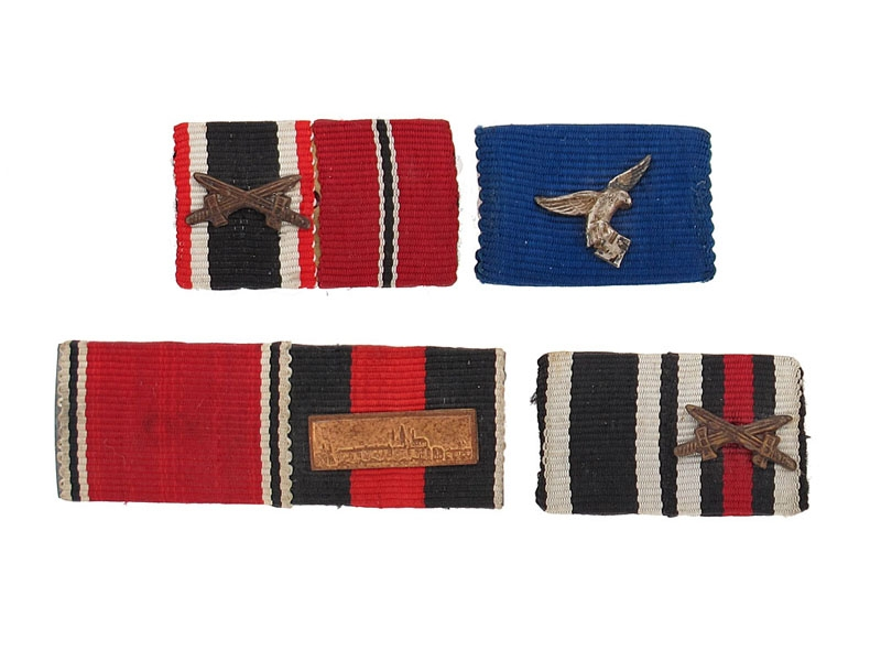 Collection of Ribbon Bars