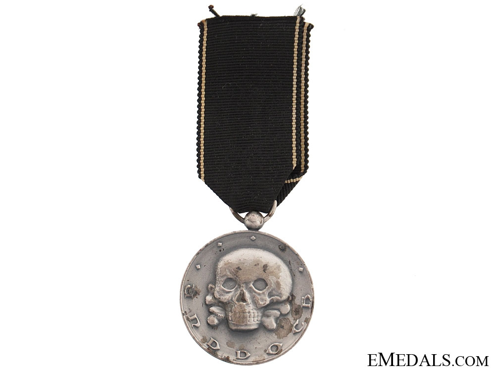 Medal of the Iron Division 1919