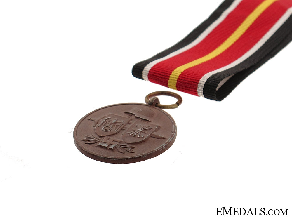 Medal of the Spanish Blue Division in Russia