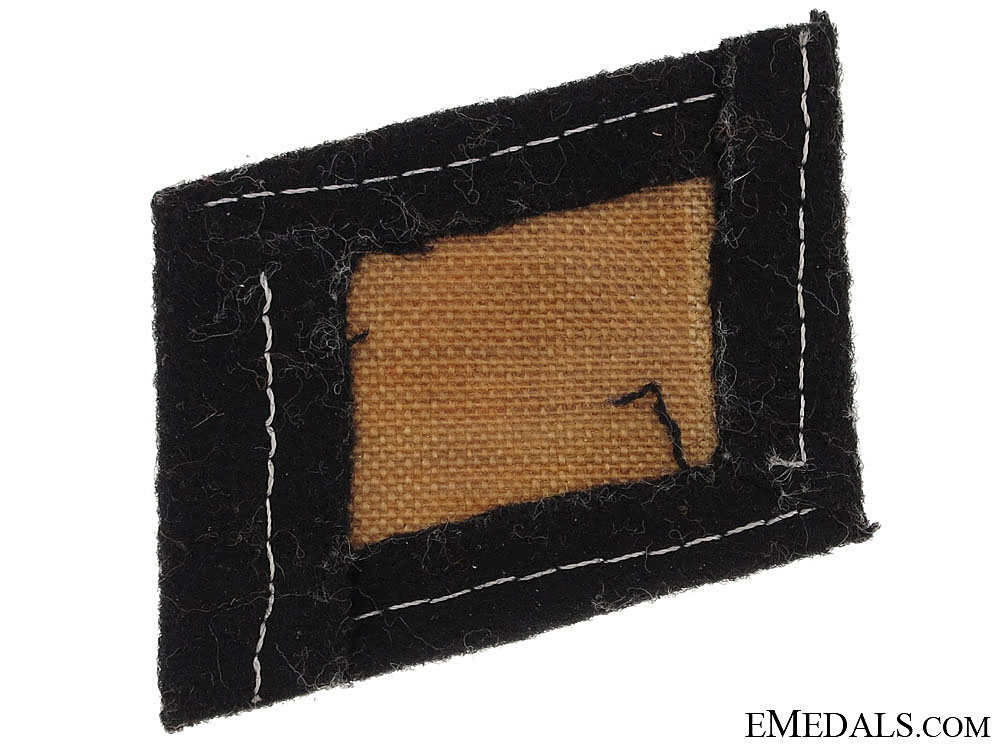 Collar Tab of the 29th. Waffen-SS Grenadier Division (Italienische Nr. 1)