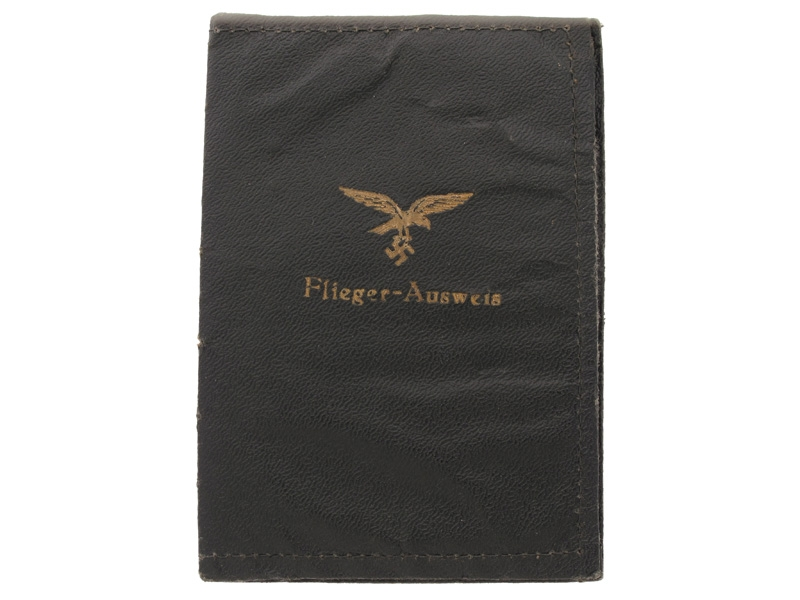 Flying Licence Cover