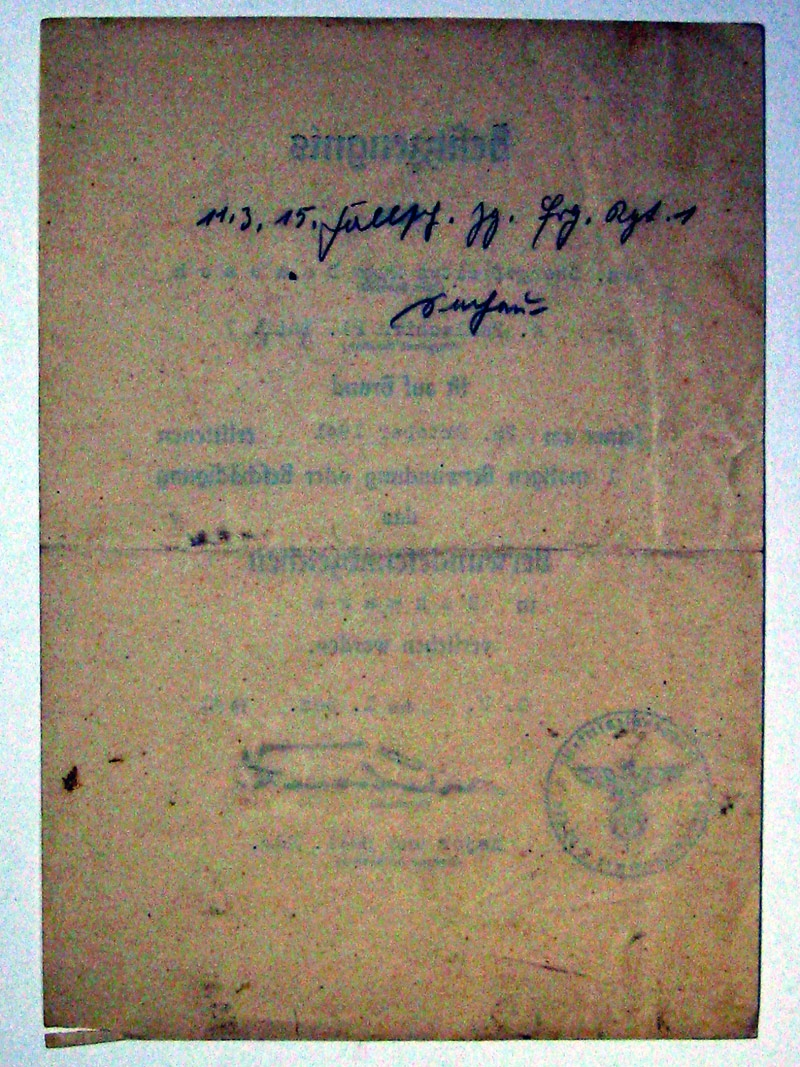 Very Fine & Scarce  Paratrooper's Group