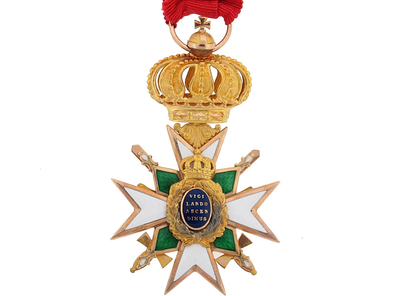 Saxe-Weimar, Order of White Falcon,