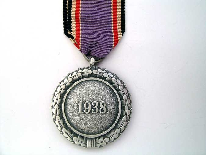 AIR DEFENCE DECORATION 2ND. CLASS