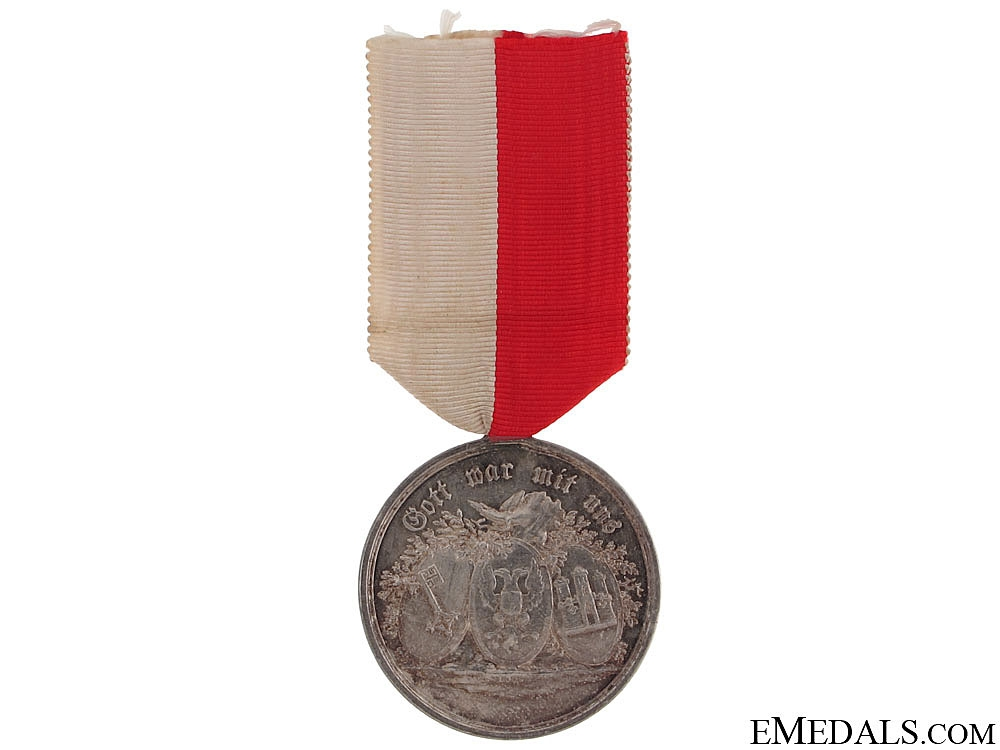 Hanseatic Napoleonic Campaigns Medal