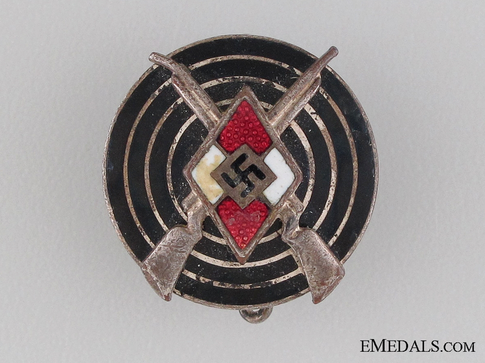 HJ Shooting Badge - RZM Marked