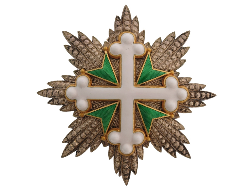 Order of Saint Maurice and St. Lazarus,