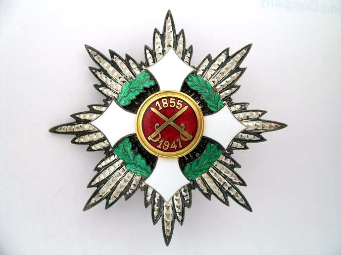 REPUBLIC, MILITARY ORDER OF ITALY
