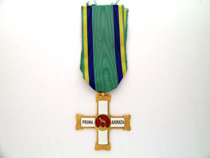 First Army Cross