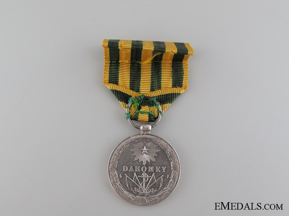 French Dahomey Medal