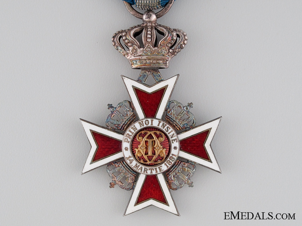 Romanian Order of the Crown 1938