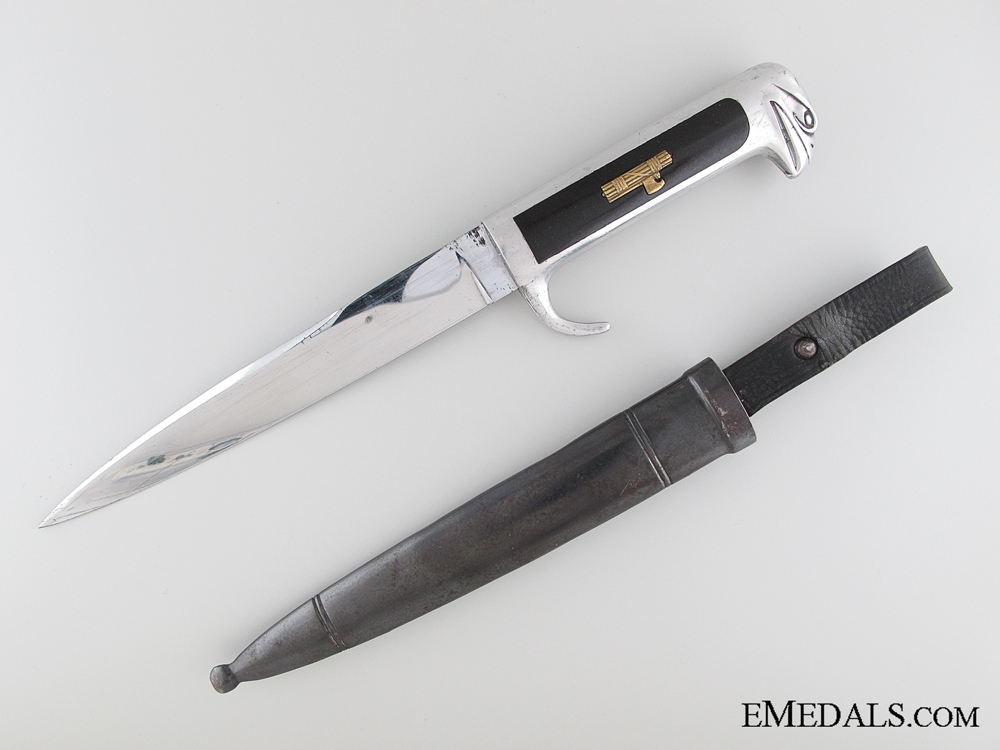 WWII Italian Army Officer's Dagger